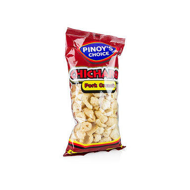 "Speckkrusten ""Chicharon Regular"", PINOY´S CHOICE,  100 g - Gebäck, Pralinen, Snacks - Snacks & Fingerfood - thungourmet"