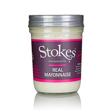 Stokes Real Mayonnaise,  224 ml
