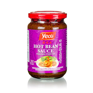Hot Bean Sauce, Yeo´s,  250 ml