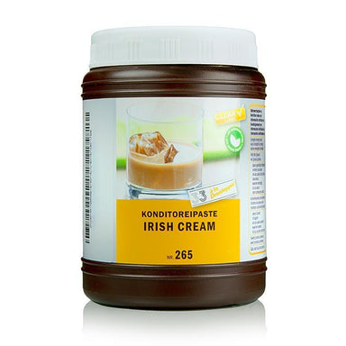 Irish-Cream-Paste, Dreidoppel, No.265,  1 kg - thungourmet