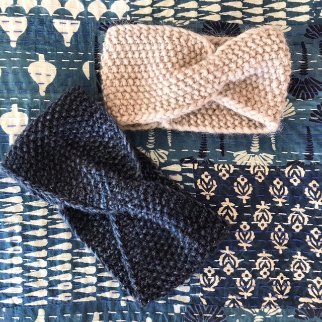 Holy Headband by We Are Knitters