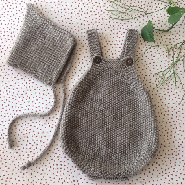 Mio & Flo : Baby Knit Ensemble