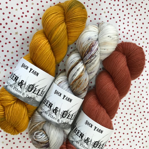 Yarn Bundle : Three skein combinations