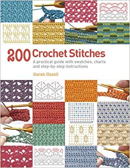 Book: 200 Crochet Stitches