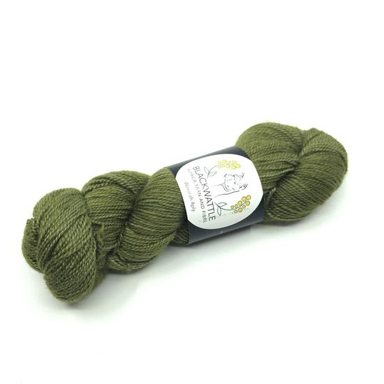 Blackwattle Yarns Waratah Alpaca