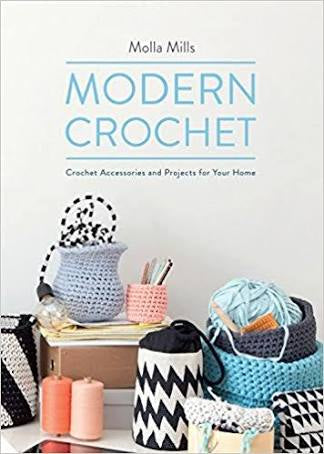 Book: Modern Crochet by Molla Mills