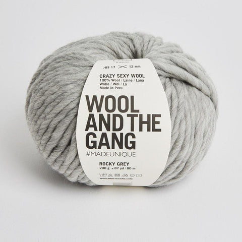 WATG: Crazy Sexy Wool
