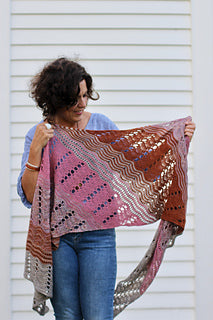 Kit: Dirty Lace Shawl - yarn bundles