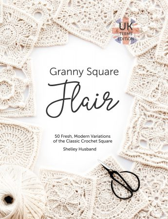 Book: Granny Square Flair by Shelley Husband