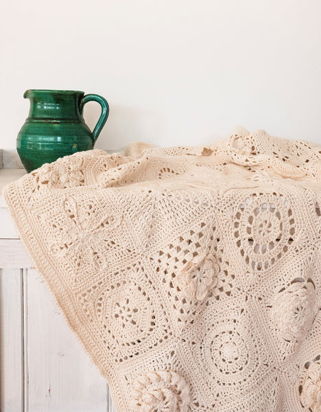 Kit: Heirloom Sampler Blanket