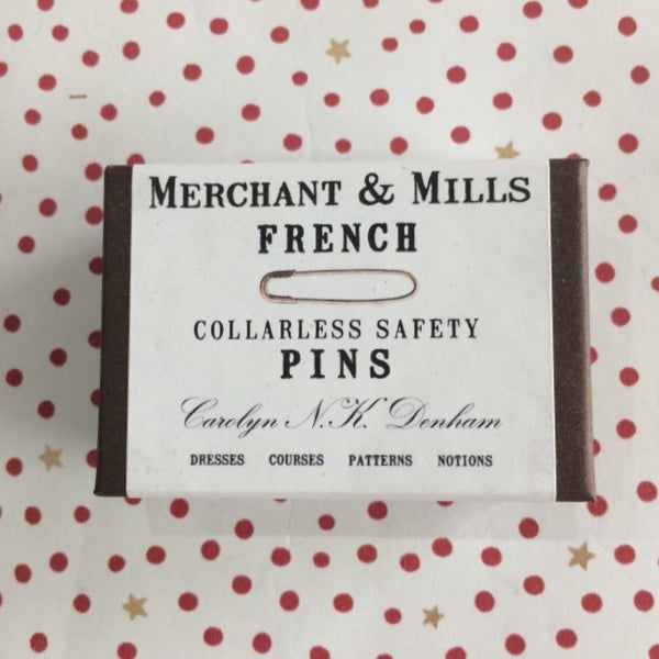 Merchant & Mills Safety Pins