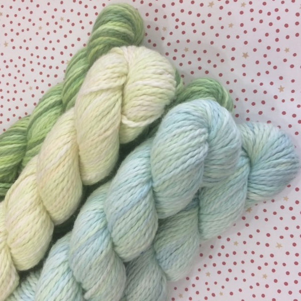 Blue Sky Fibres Worsted Multicolour Cotton