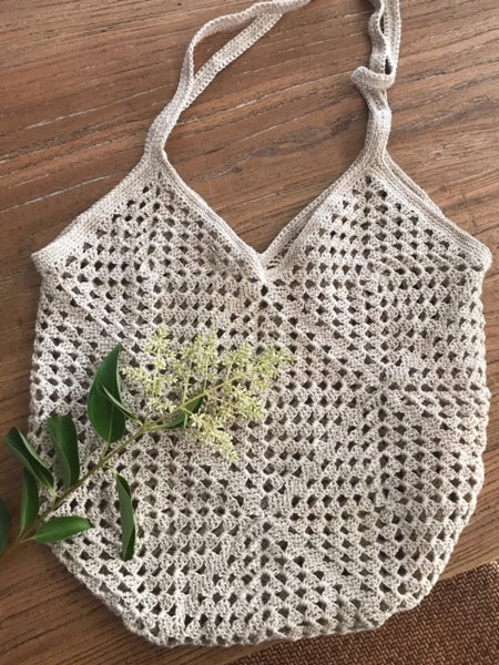 Kit: Cast Away Granny Square Market Bag