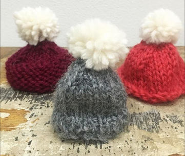 Workshop: Knit IMPROVERS (2.5 hours)
