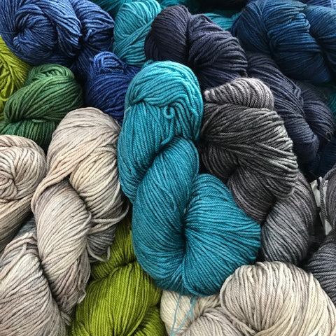 Malabrigo : Rios (new colours)