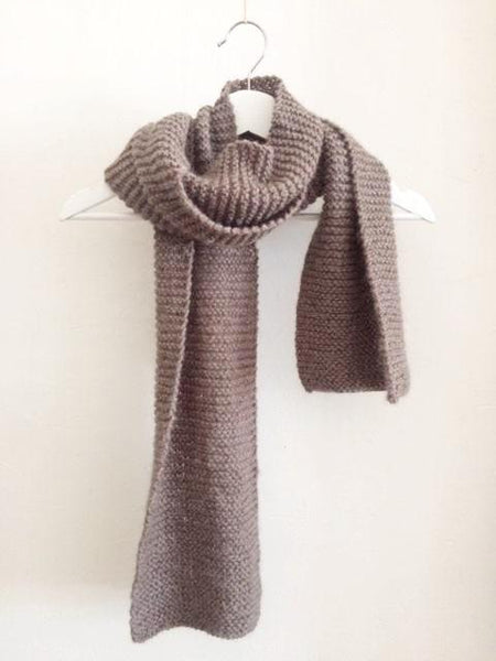Kit: Cast Away Beginner Scarf