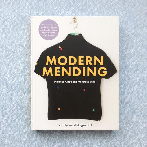 Book : Modern Mending by Erin Lewis-Fitzgerald