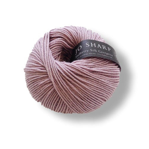 Jo Sharp Mulberry Silk Georgette Yarn