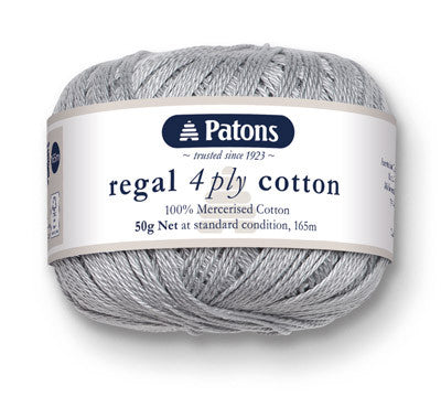 Patons Regal Cotton 4ply Yarn