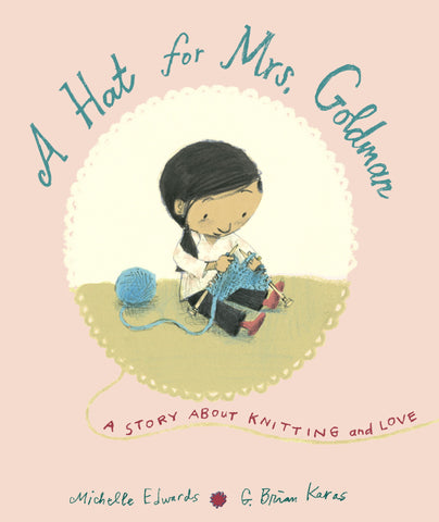 Book: A Hat for Mrs Goldman