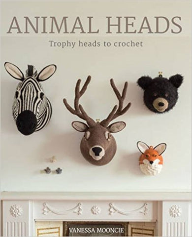 Book: Animal Heads