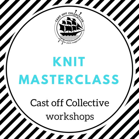 Workshop: MASTERCLASS Knit (4 evenings)
