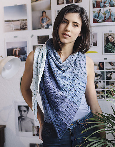 Kit: Ombre Shawl