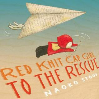 Book: Red Knit Cap Girl to the Rescue