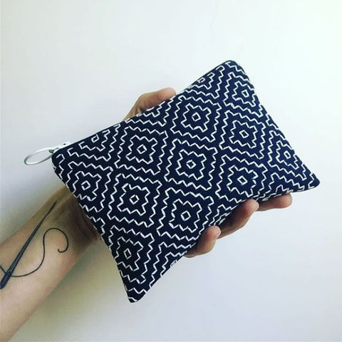 DIY Sashiko kits - Sewing with Kate