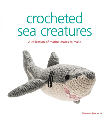 Book: Crocheted Sea Creatures