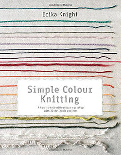 Book: Simple Colour Knitting