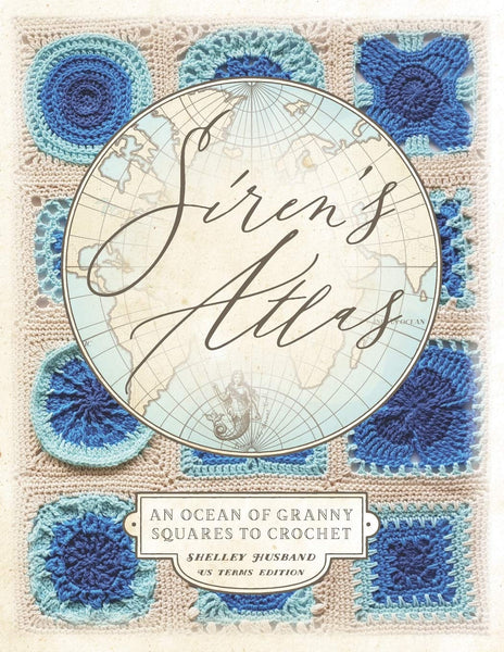 Book: Siren's Atlas by Shelley Husband