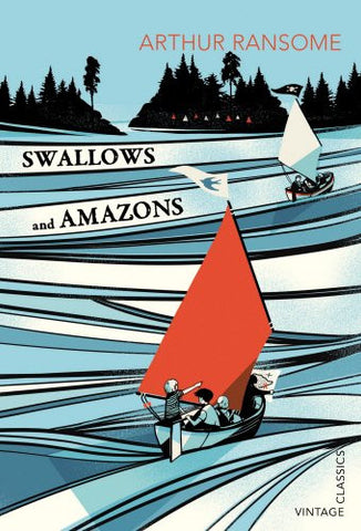 Book: Swallows and Amazons