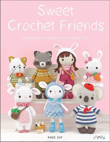 Book: Sweet Crochet Friends