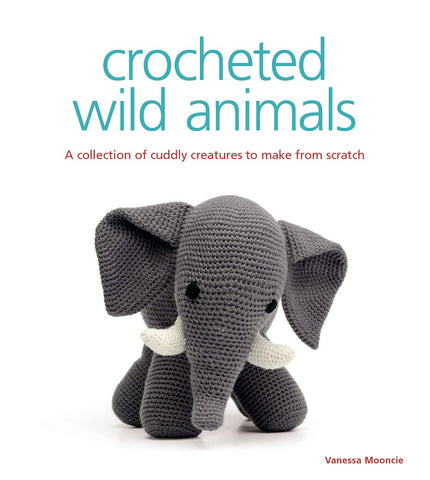 Book: Crocheted Wild Animals