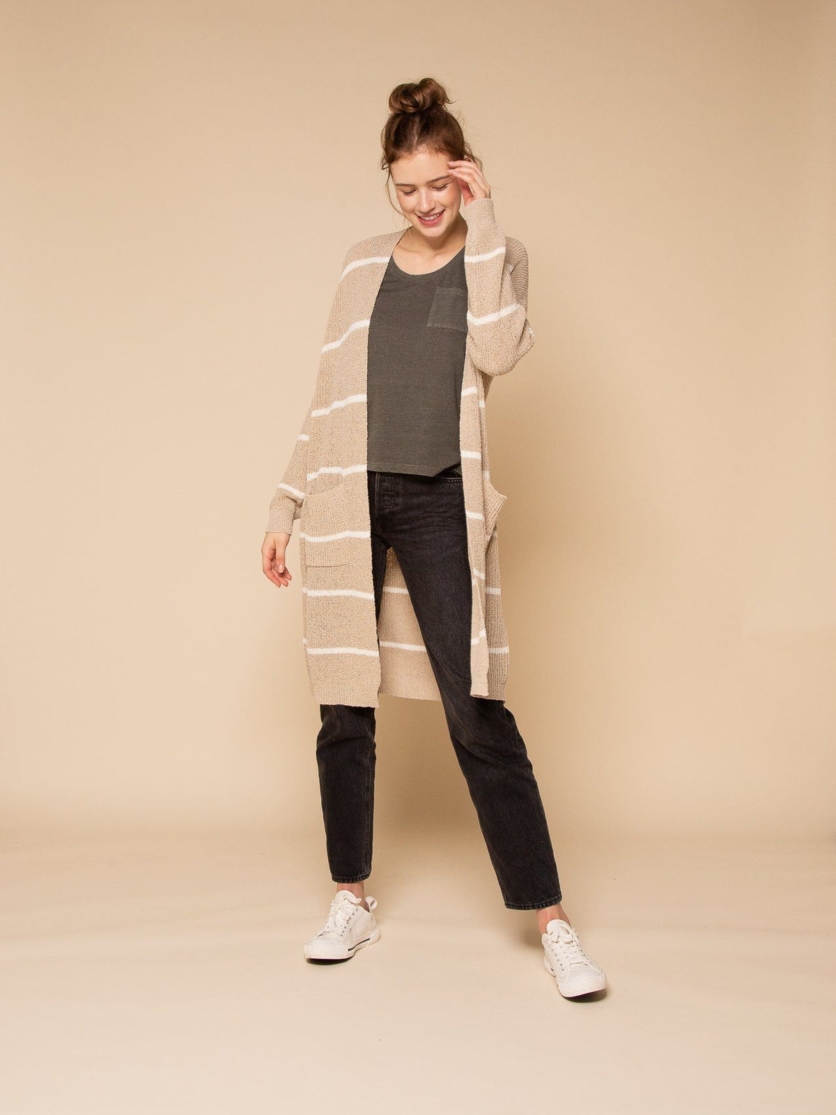 CLARITY CARDIGAN - PRE PACK 6 UNITS