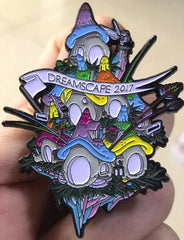 Pin - Dreamscape 2017