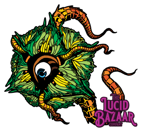 Sticker Set - Beholder