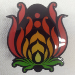 STFO Pin - Lotus Drop