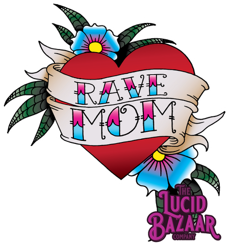 Sticker - Rave Mom