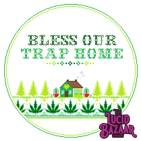 Sticker - Trap Home