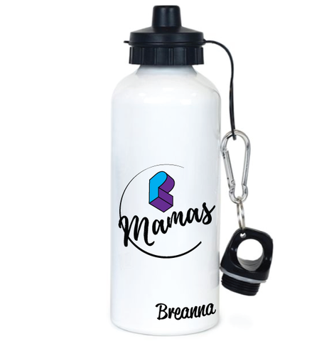 PLM Moon Water Bottle- CUSTOM NAME! :)