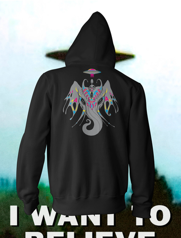 Hoodie - PRESALE - Journey to the Center