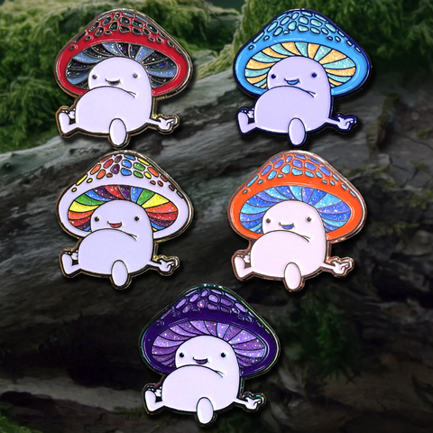 Pin - I Tripped Newest Variants