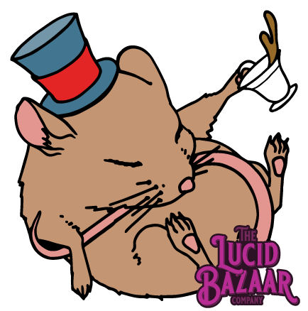 Sticker - Dormouse
