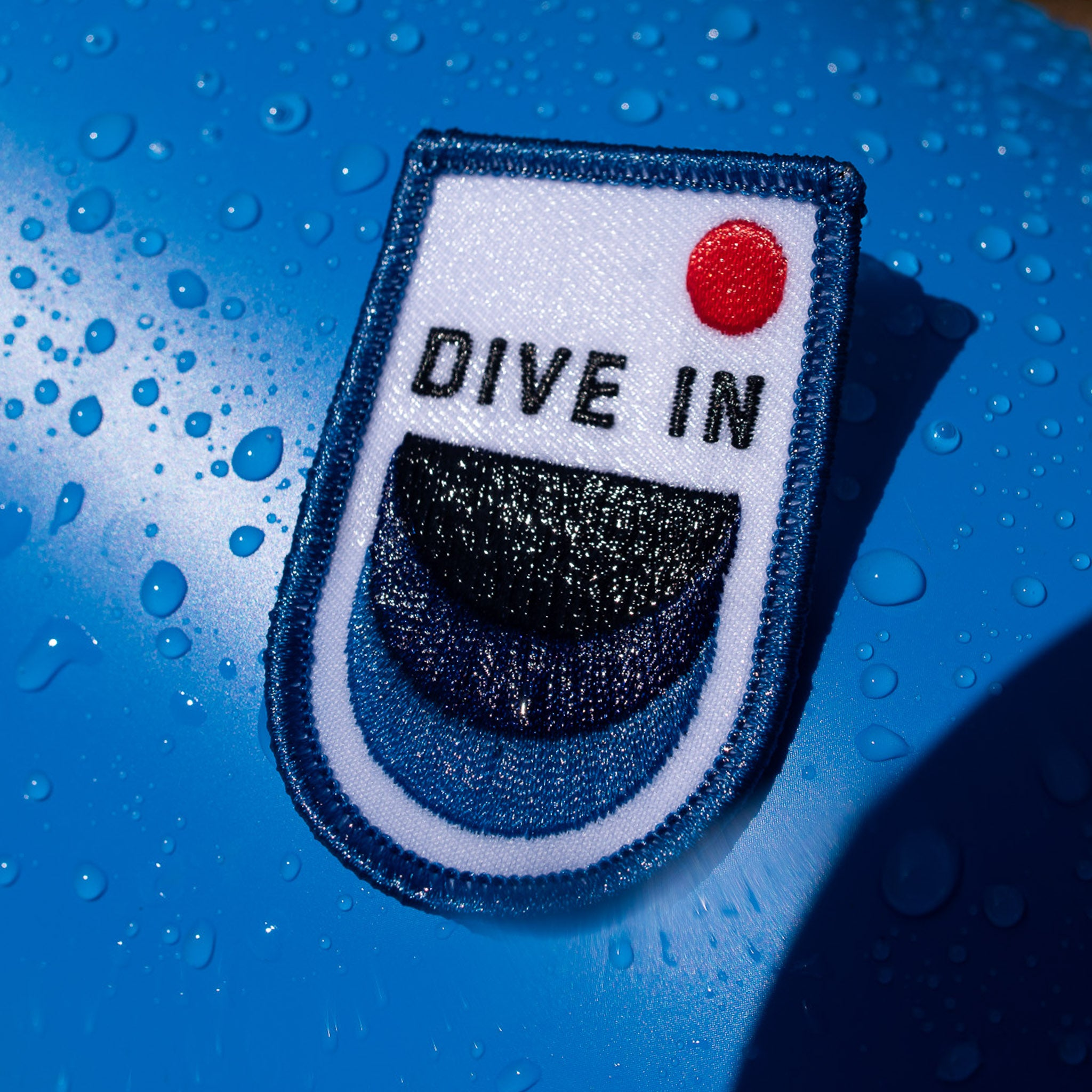 Merch: DIVE IN Patches