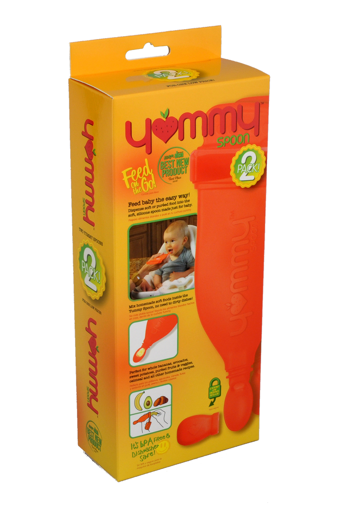 Yummy Spoon Two Pack (2nd Generation)