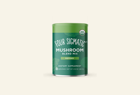 MUSHROOM BLEND MIX  (6-Composite Cans)