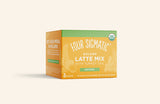 GOLDEN LATTE MIX WITH TURKEY TAIL (4 PACK)