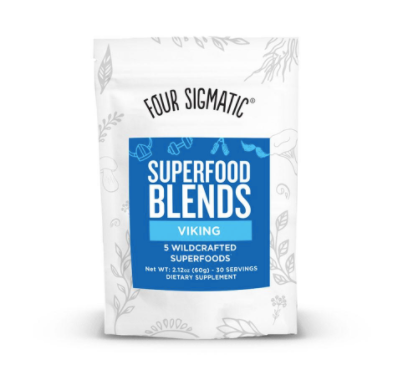NEW! VIKING SUPERFOOD BLEND (10-PACK)